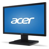 "(1003241) Монитор Acer 19.5"" V206HQLBb Black TN LED 8ms 16:9 100M:1 200cd"