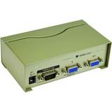 (84983)  VCOM Vpro  VDS8015, разветвитель видеосигнала на 2 монитора
