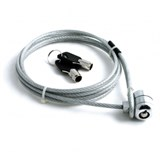 (1110178) Защитная система для ноутбука CL-10, Kensington Lock, на ключе, 1.2м, блистер, RTL, CL 10