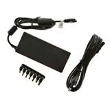 (3331341) BURO Адаптер универсальный для ноутбуков BUM-0031T65 Авто+220/ выход/ 12-24В/ USB/ 65Вт/ / 8переходников