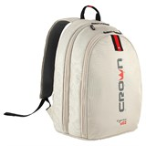 "(1002018) Рюкзак для ноутбука CROWN CMBPV-215W (Vigorous Series) white 15,6"""