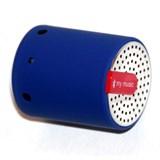 (1001798) Акустическая портативная система KS-is MaxiBass (KS-222Blue) Bluetooth/бат-я/голубая