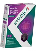 (1001236) ПО Kaspersky Internet Security Multi-Device c Pas Man-r 2 устройства 1 год Base Box (KL1941RBBFS)