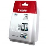(1004426) Картридж струйный Canon PG-445/CL-446 8283B004 черный/цветной Pixma MX924