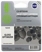 (1003266) Картридж струйный Cactus CS-EPT0540 прозрачный для Epson Stylus Photo R800/ R1800 (16,2ml)