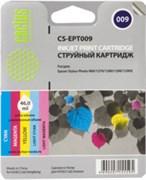 (1003721) Картридж CACTUS для Epson, CS-EPT009,  многоцветный