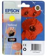 (1001021) Картридж струйный EPSON 17 (EPT17044A10) желтый для принтеров XP33/ 203/ 303 HAV3-P