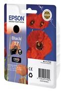 (1002207) Картридж струйный Epson №17 C13T17014A10 black для XP33/203/303
