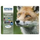 (91881) Epson Набор картриджей EPSON T1285 4 цвета [c13t12854012]