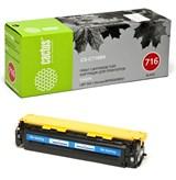 (102544)  Тонер Картридж Cactus CS-C716BK черный для Canon LBP-5050 5050N (2300стр.)