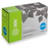 (3330732) Картридж лазерный CACTUS CS-C9720A черный для принтеров HP Color LaserJet 4600 series/  4650 series , 9000 стр.