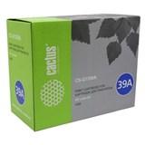 (3330740) Картридж лазерный CACTUS CS-Q1339A черный для принтеров HP LaserJet 4300,18 000 стр.