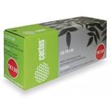 (3331108) Тонер-картридж лазерный CACTUS CS-TK130 черный для принтера Kyocera Mita FS-1028MFP/ 1128MFP/ 1300D/ 1300DN/ 1350DN, 7200 стр.