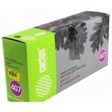 (3330983) Тонер-картридж  лазерный CACTUS CS-CLT-Y407S желтый для принтеров Samsung CLP-325/ CLX-3185