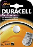 (1004348) Батарейка Duracell DL2025/CR2025 display 3V Lithium B1 (1шт)