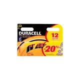 (105833) Батарейка Duracell LR6-12BL BASIC (AA/ 12 шт. в упаковке)