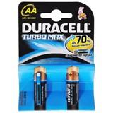 (8880167) Батарейка Duracell LR6-2BL TURBO (AA/2 шт. в упаковке)