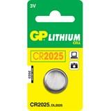 (108037) Батарейка GP lithium 3v CR2025 (1шт.)