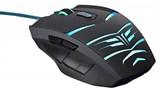 (1003855) Мышь Oklick 745G LEGACY черный (800/1600/2400dpi) USB игровая (6кнопок)