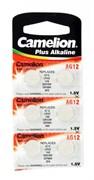 (8880068) Camelion G 12 BL-10(386A/ LR43/ 186/ для часов) Элем.электропитания