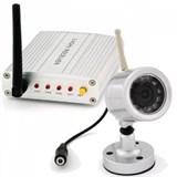(98873)  Комплект приёмник + беспроводная камера Orient (SW-804A-24) аудио, ИК, 2.4GHz , 50м