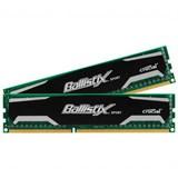 (90121) Модуль памяти DIMM DDR3 (1600) 8Gb Crucial Ballistix Sport CL9 (BLS2CP4G3D1609DS1S00CEU) (комплект 2 шт. по 4Gb) Retail