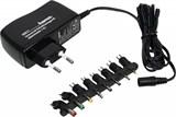 (1004699) Блок питания Hama Electronic12W(46611) 3V-12V от бытовой электросети