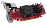 (1004436) Видеокарта Asus PCI-E ATI R5230-SL-1GD3-L R5 230 1Gb 64b DDR3 650/1200 DVI/HDMI/CRT/HDCP RTL