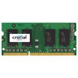 (1004759) Память SO-DDR3 4Gb 1600MHz Crucial (CT51264BF160B(J)) RTL (PC3-12800) CL11 SODIMM 204pin 1.35V