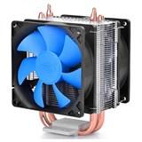 (1004770) Вентилятор Deepcool ICE BLADE 200M Soc-AMD/1150/1155/1156/2011/ 4pin 18-30dB Al+Cu 130W 390g скоба D
