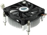 (84209) Вентилятор Socket 1156/ 1155 | Cooler Master DP6-8E5SB-PL-GP, TDP 82W, 4 pins, PWM,  Low profile 38mm