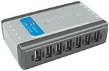 (33845) [d-link]  D-LINK DUB-H7/B/C2A/D1A USB концентратор 7хUSB2.0