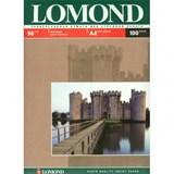 (1001254) (0102029) Lomond Бумага матовая односторонняя, А4, 90 г/ м2, 25 листов