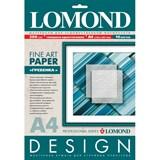 (3330332) Lоmond АРТ бумага КОЖА глянцевая, 200/ A4/ 10 л