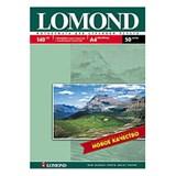 (1001257) Lomond Бумага глянцевая односторонняя, А4, 140 г/ м2, 25 листов