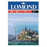 (3330331) Пленка Lomond для цветных струйных принтеров, А4, 10 листов