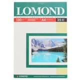 (1001173) Lomond Бумага глянцевая односторонняя, А4, 130 г/ м2, 50 листов