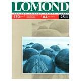 (Код: 3330330) Lomond Бумага глянцевая односторонняя, А4, 170 г/ м2, 25 листов