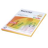 (3330335) Бумага Maestro color А4, 80 г/ м2 серый 100 листов/ пачка