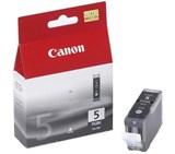 (29560)  Картридж струйный Canon PGI-5BK 0628B024 черный для принтеров Canon PIXMA MP800/ MP500/ iP5200/ iP5200R/ iP4200R