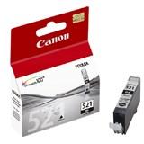 (62110) Картридж струйный Canon CLI-521BK черный для принтеров Canon PIXMA IP3600/ MP540/ MP620/ IP4600/ MP630/ MP980