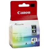 (29555)  Картридж струйный Canon CL-41 0617B025 цветной для принтеров Canon PIXMA MP450/ PM170/ PM150/ iP6220D/ iP6210D/ iP2200/ iP1600