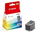 (53743) Картридж струйный Canon CL-38 2146B005 цветной для принтеров Canon PIXMA IP1800/ 2500