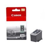 (29559)  Картридж струйный Canon PG-50 черный для принтеров Canon PIXMA MP450/ MP170/ MP150/ iP2200