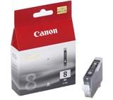 (29549)  Картридж струйный Canon CLI-8BK черный для принтеров Canon PIXMA MP800/ MP500/ iP6600D/ iP5200/ iP5200R/ iP4200