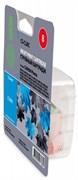 (3330026) Картридж струйный Cactus CS-CLI8C голубой для принтеров CANON PIXMA MP470/  MP500/  MP510/  MP520/  MP530/  MP600/  MP800/  MP810/  MP830/  MP970; iP3300/  iP3500/  iP4200/  iP4300/  iP5200/