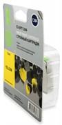 (3330367) Картридж струйный CACTUS CS-EPT1284 желтый для принтеров Epson Stylus S22/ S125/ SX420/ SX425; Office BX305,7мл