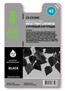 (3330282) Картридж струйный CACTUS №45 черный для принтеров HP DeskJet 710c/ 720c/ 722c/ 815c/ 820cXi/ 850c/ 870cXi/ 880c/  890c/ 895cXi/ 930/ 950c/ 959c/ 960c/ 970cXi/ 980cXi/  990cXi/ 990/ / 995
