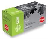(80306) Картридж лазерный Cactus CS-C703 черный (2000стр.) для Canon LBP2900/3000Series