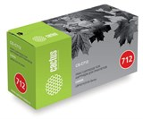 (80307) Тонер-картридж лазерный CACTUS CS-C712 для принтеров CANON LBP-3010/ 3100 1500 стр.